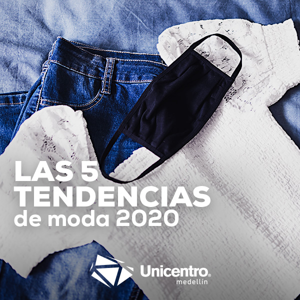 Cinco tendencias de moda este 2020